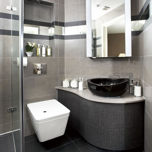 Idealna mini kupaonica hausmajstorica for Small modern bathroom designs 2012